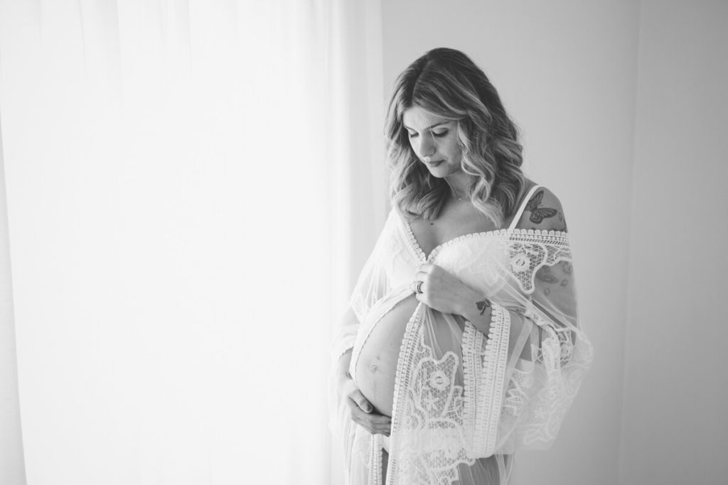 Fotografo Maternity Prato: Morena e Sonny