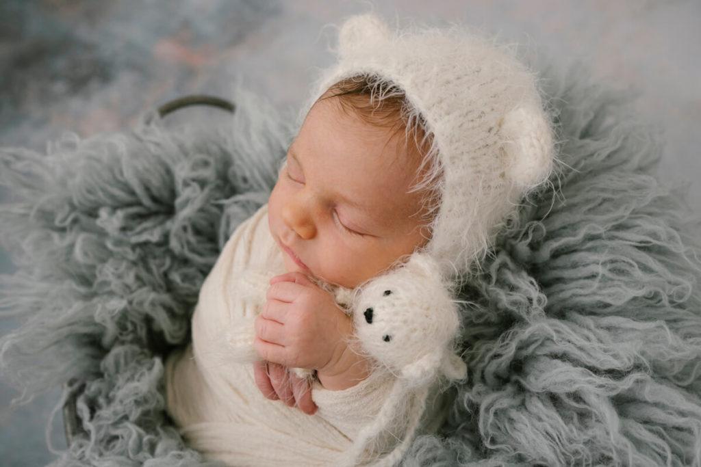 Fotografo Newborn Firenze: Leonardo