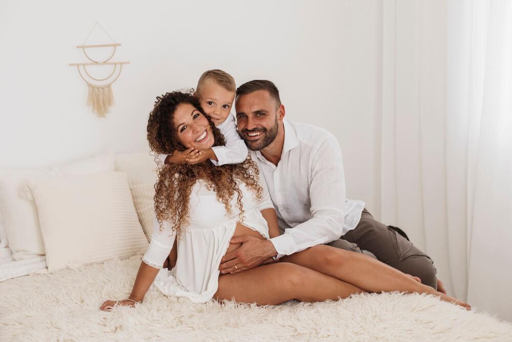 Servizi Fotografici Maternity Toscana - Aspettando Giulio