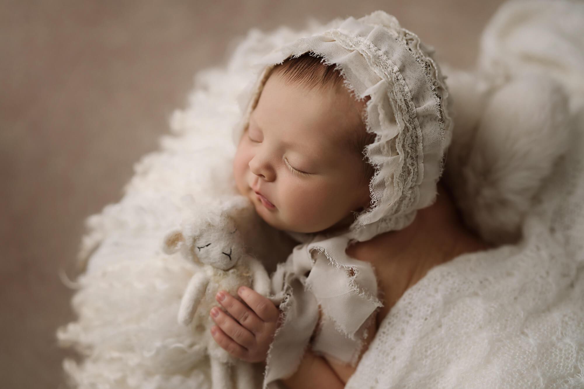 Servizio Fotografico Newborn Pistoia - Zoe Vittoria