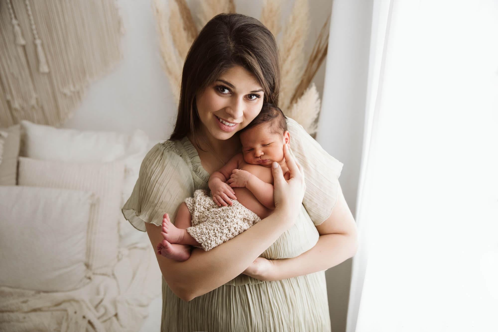 Fotografi Newborn Pistoia: Ecrù Fotografie