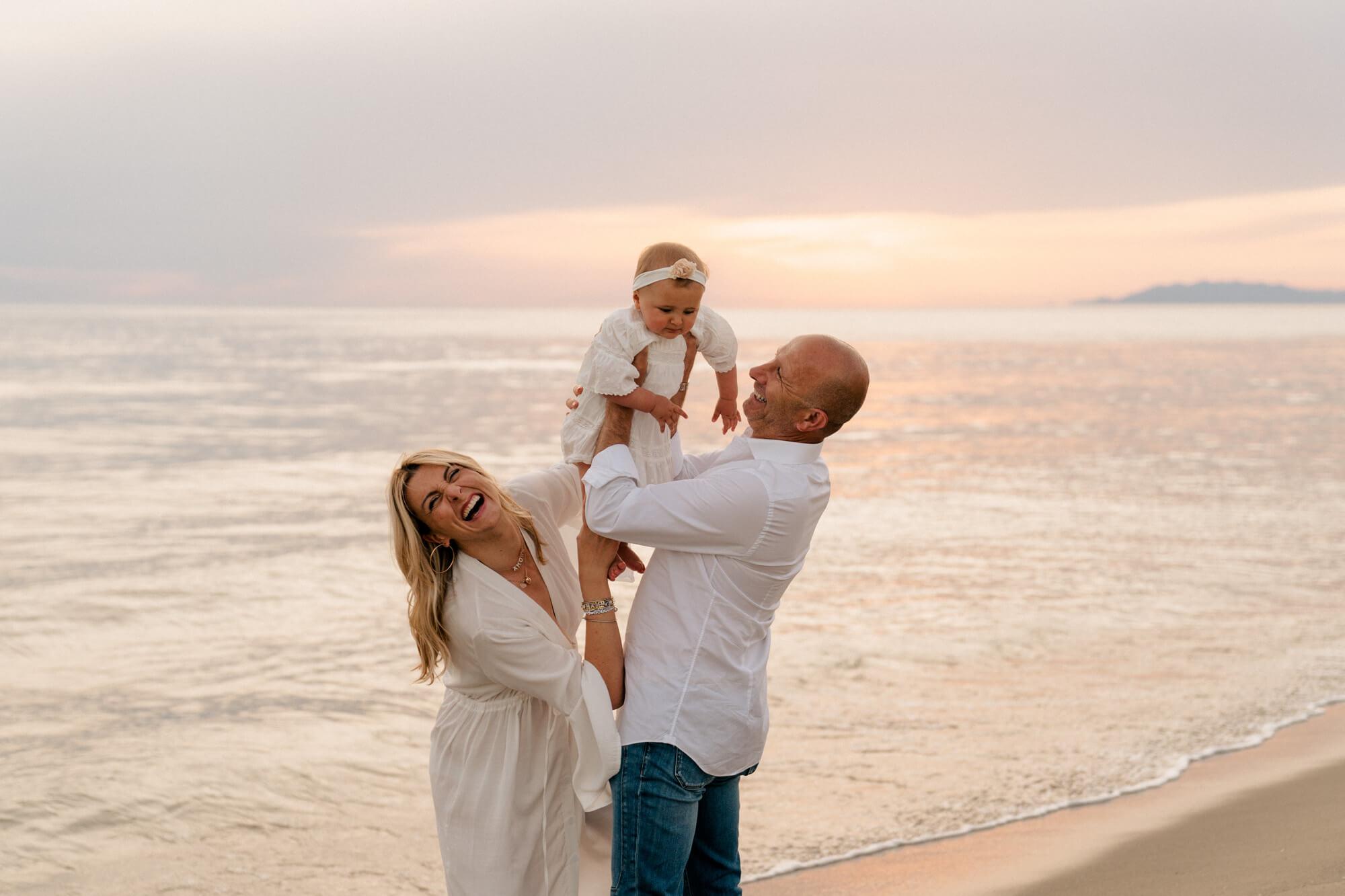 Ecrù Fotografie: Fotografo Famiglia Versilia - Guenda