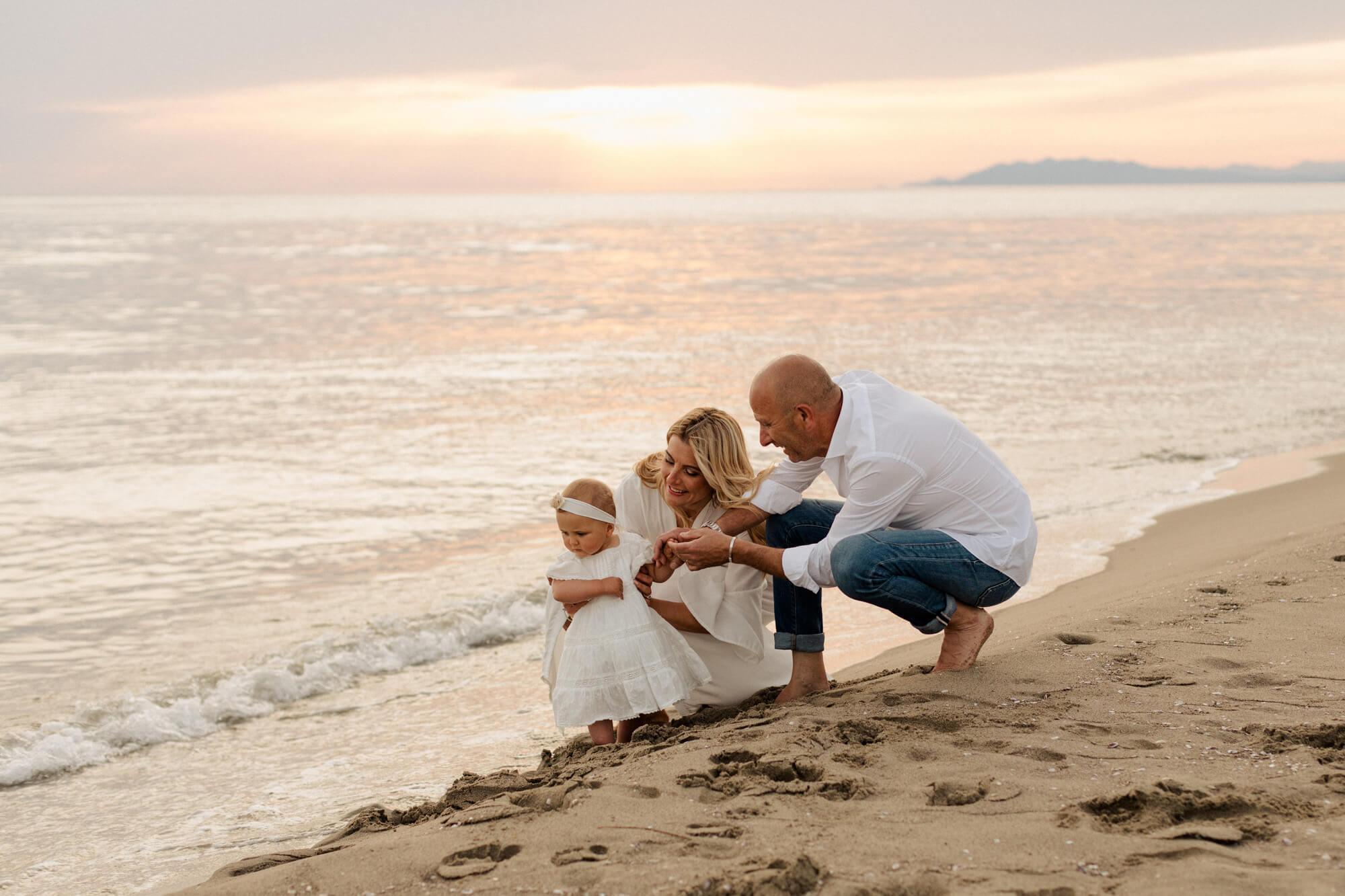 Fotografo Famiglia Versilia - Guenda